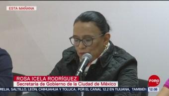 Gobierno CDMX: Minoría rechaza reubicación del tianguis de Santa Cruz Meyehualco