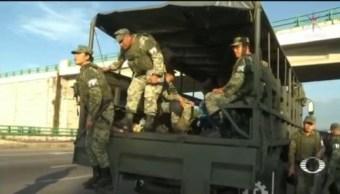 Foto: Guardia Nacional Aún No Se Despliega Frontera Sur14 Junio 2019