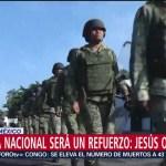 Foto: Guardia Nacional en CDMX no es fracaso