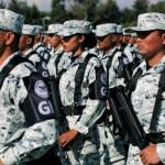 Foto: Todos los miembros de la Guardia Nacional pasaron por cursos intensivos de capacitación en derechos humanos, el 30 de junio de 2019 (Reuters)