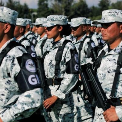 Mandos explican cómo va a funcionar la Guardia Nacional