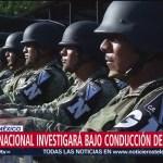 Foto: Guardia Nacional Inicia Operaciones Próximo Domingo 28 Junio 2019