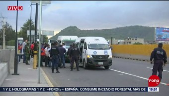 Foto: Guardia Nacional Vigila Tláhuac Valle De Chalco 27 Junio 2019