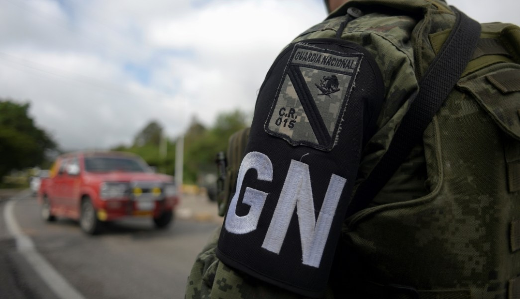 Guardia Nacional realiza primer recorrido en Chiapas