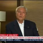 FOTO: Haremos que dos años de gobierno sean efectivos: Jaime Bonilla, 2 Junio 2019