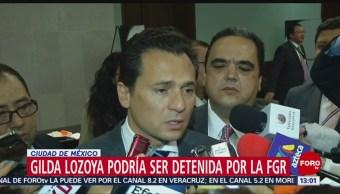 Foto: Hermana de Emilio Lozoya podrá ser detenida