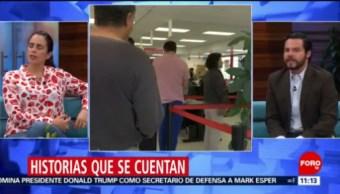 FOTO: Historias que se cuentan: Los servidores públicos en México, 22 Junio 2019