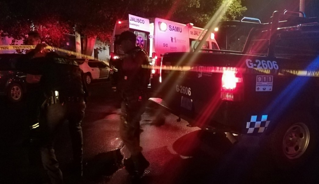 Foto: homicidios en Jalisco, 28 de junio 2019. Twitter @Mizaga_25