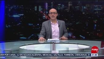 Foto: Hora 21 Julio Patán Forotv 24 Junio 2019