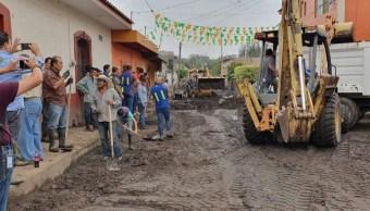 """A Toda Máquina"""" apoya al gobierno de Jalisco por lluvias"""