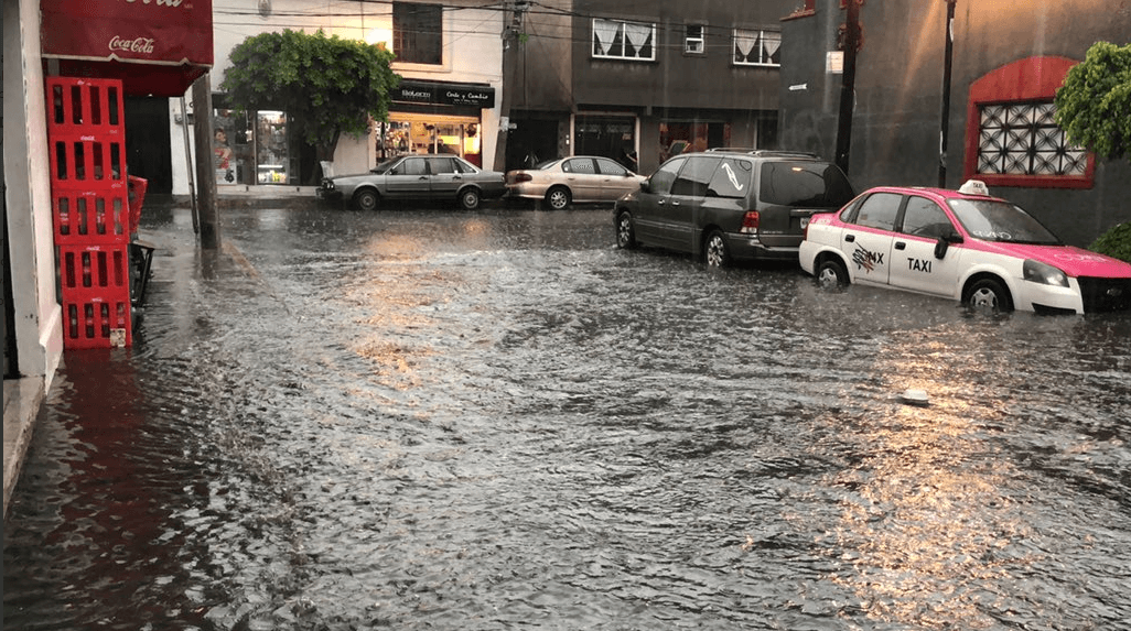 CDMX tiene recursos para afrontar afectaciones por lluvias