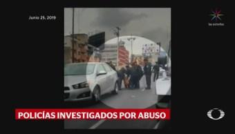 Foto: Abuso Sexual Agresión Mujer Viaducto 27 Junio 2019