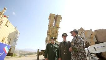 """Foto: El nuevo sistema de defensa área """"15 de Jordad"""", 9 junio 2019"""