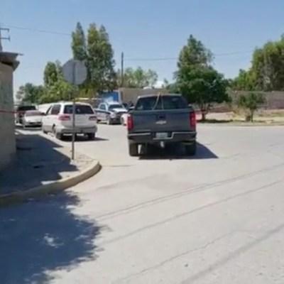 Asesinan a un hombre frente al kinder de su hija; otra niña muere por bala perdida