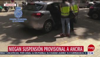Foto: Juez niega suspensión provisional a Ancira; no liberan sus cuentas