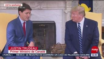 Justin Trudeau afirma que T-MEC beneficia a trabajadores