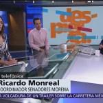 La aprobación del T-MEC es muy importante para el país: Ricardo Monreal