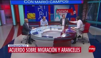 La negociación de aranceles entre México y EU