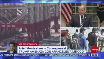 FOTO:Las consecuencias por la imposición de aranceles de EU a México, 1 Junio 2019