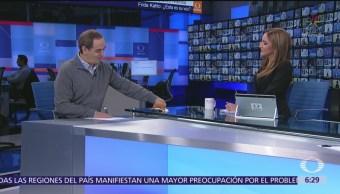 Las noticias, con Danielle Dithurbide: Programa del 14 de junio del 2019
