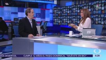 Las noticias, con Danielle Dithurbide: Programa del 24 de junio del 2019
