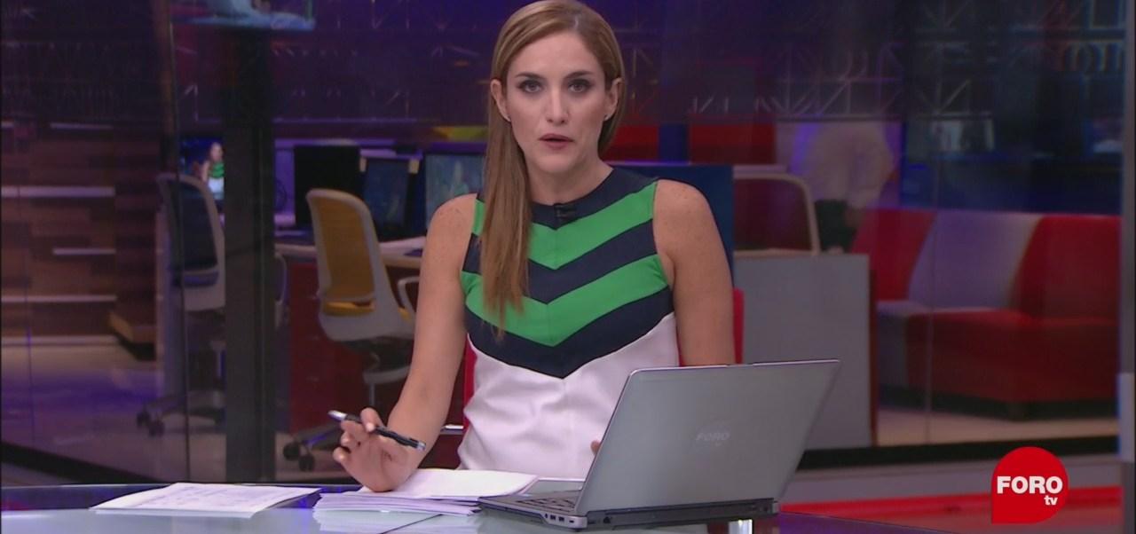 Foto: Las Noticias Danielle Dithurbide Forotv 17 Junio 2019