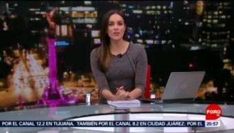 Foto: Las Noticias Danielle Dithurbide Forotv 18 Junio 2019