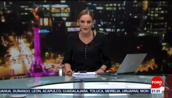 Foto: Las Noticias Danielle Dithurbide Forotv24 Junio 2019