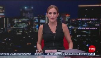 Foto: Las Noticias de las 20:00 horas, con Danielle Dithurbide: Programa del 7 de junio de 2019