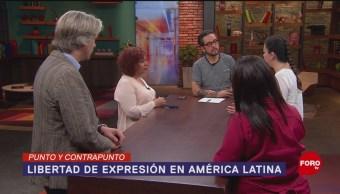 Foto: Libertad Expresión América Latina Prensa Periodistas 21 Junio 2019