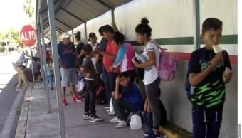 Foto Llega nueva caravana de migrantes a frontera sur de México 4 junio 2019