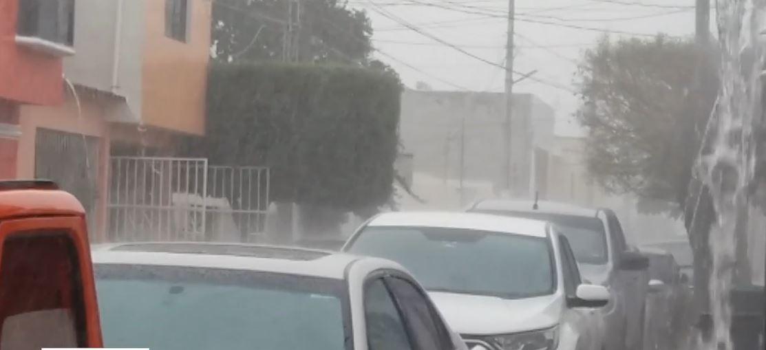 Foto: Según pronósticos se espera que las lluvias continúen este domingo y lunes, el 16 de junio de 2019 (Noticieros Televisa)