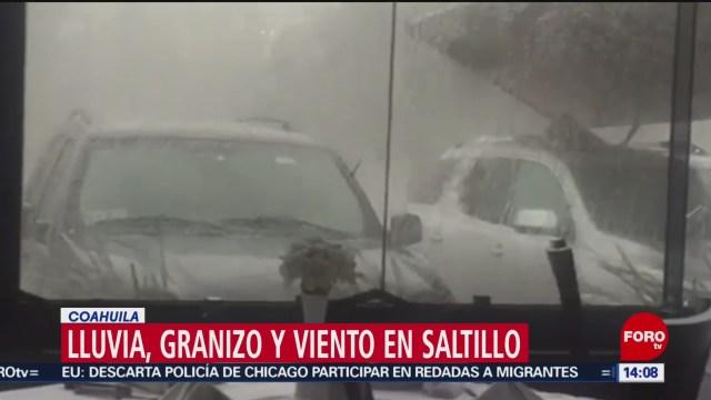 FOTO: Lluvias dejan daños en Chiapas, Oaxaca y Coahuila, 23 Junio 2019