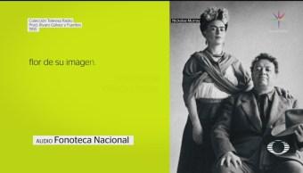 Foto: Locutora Desmiente Fonoteca Sobre Voz Frida Kahlo 19 Junio 2019