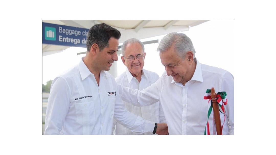 AMLO supervisará obras carreteras detenidas por una década en Oaxaca