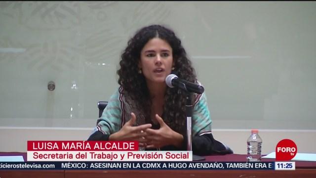 Luisa María Alcalde: Política de austeridad permite liberar recursos para programas de bienestar