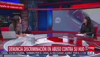 Foto: Niño Abusado Denuncia Falta Atención Autoridades CDMX 18 Junio 2019