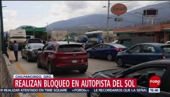 Foto: Manifestantes Bloquean Autopista Del Sol7 Junio 2019