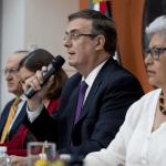 México lanza contraofensiva a amenaza de aranceles de Trump