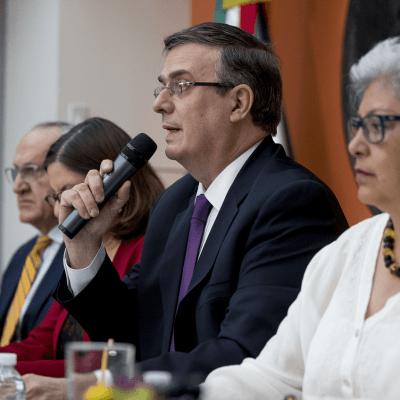México lanza contraofensiva ante amenaza de aranceles de Trump