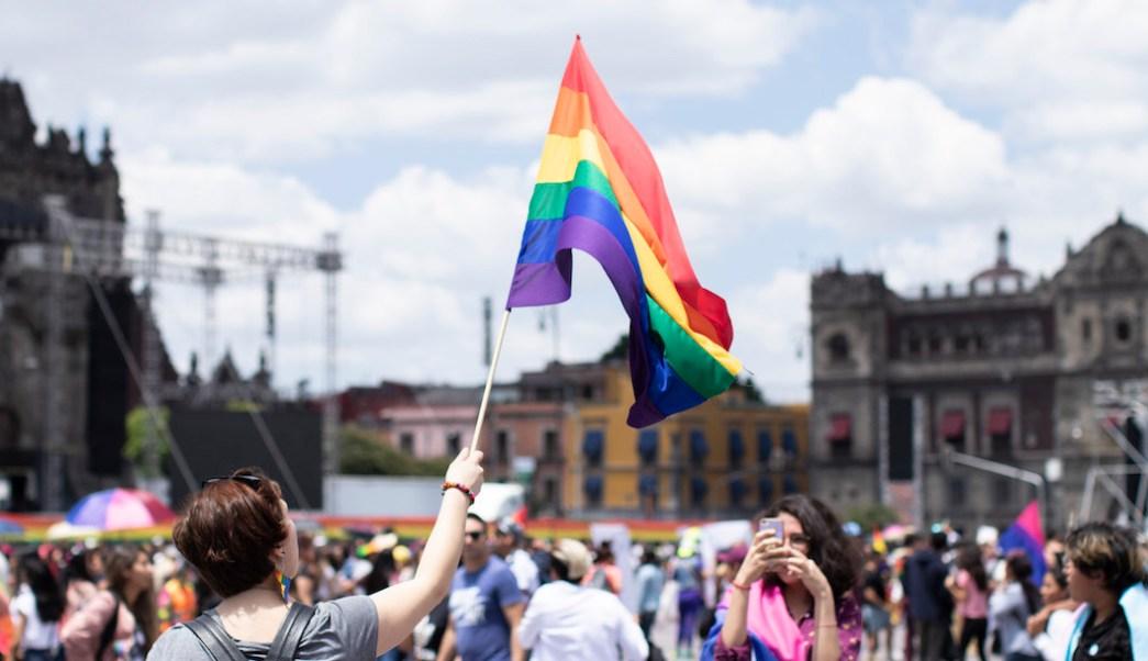 Foto Marcha Orgullo LGBT+ 29 Junio 2019