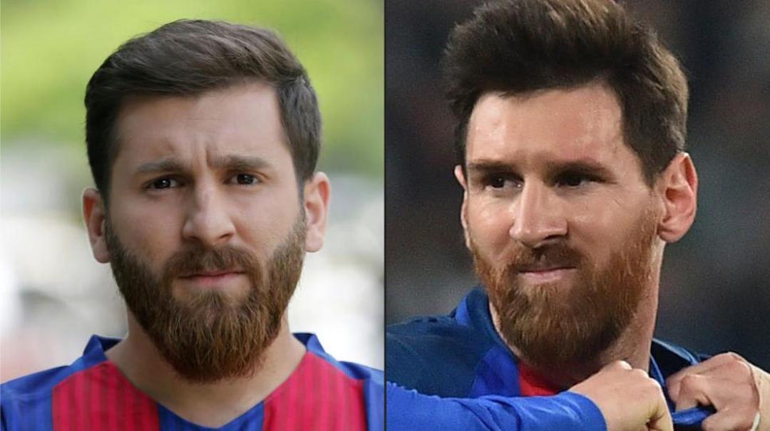 Foto Messi Iraní 26 Junio 2019