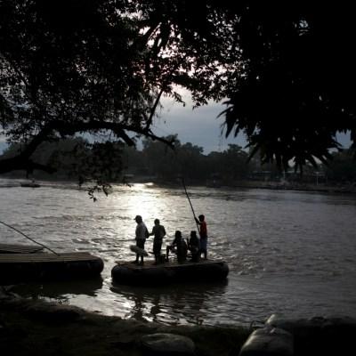 Operativos en frontera sur de México no desalientan cruce de migrantes