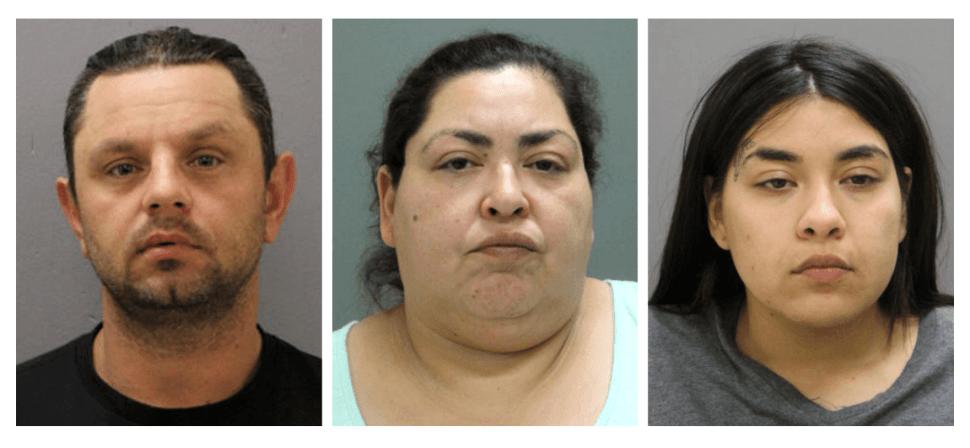 FOTO Muere el bebé arrancado del vientre de su madre, Marlen Ochoa, en Chicago, EU; tres personas enfrentan cargos (AP)
