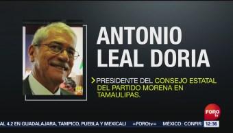 FOTO: Muere candidato a diputado local de Tamaulipas, Nuevo León, 2 Junio 2019