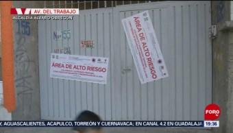 Foto: Muere Menor Guardería Álvaro Obregón CDMX 12 Junio 2019