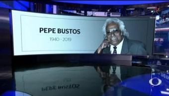 Foto: Muere Pepe Bustos Fundador Vocalista Sonora Santanera 10 Junio 2019