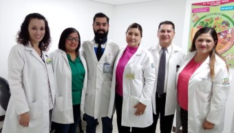 FOTO Operan a mujer embarazada, sacan a feto para extraer tumor uterino (IMSS aguascalientes 2019)