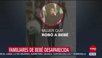 Foto: Mujer Robó Bebé Naucalpan Funcionaria 10 Junio 2019