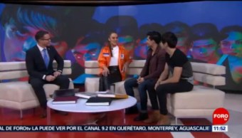 'Naranja Mecánica' se presenta en obra de teatro en CDMX